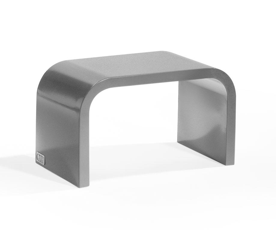 mini tabouret en acier halfy l500 x l260 x h300 assises. Black Bedroom Furniture Sets. Home Design Ideas