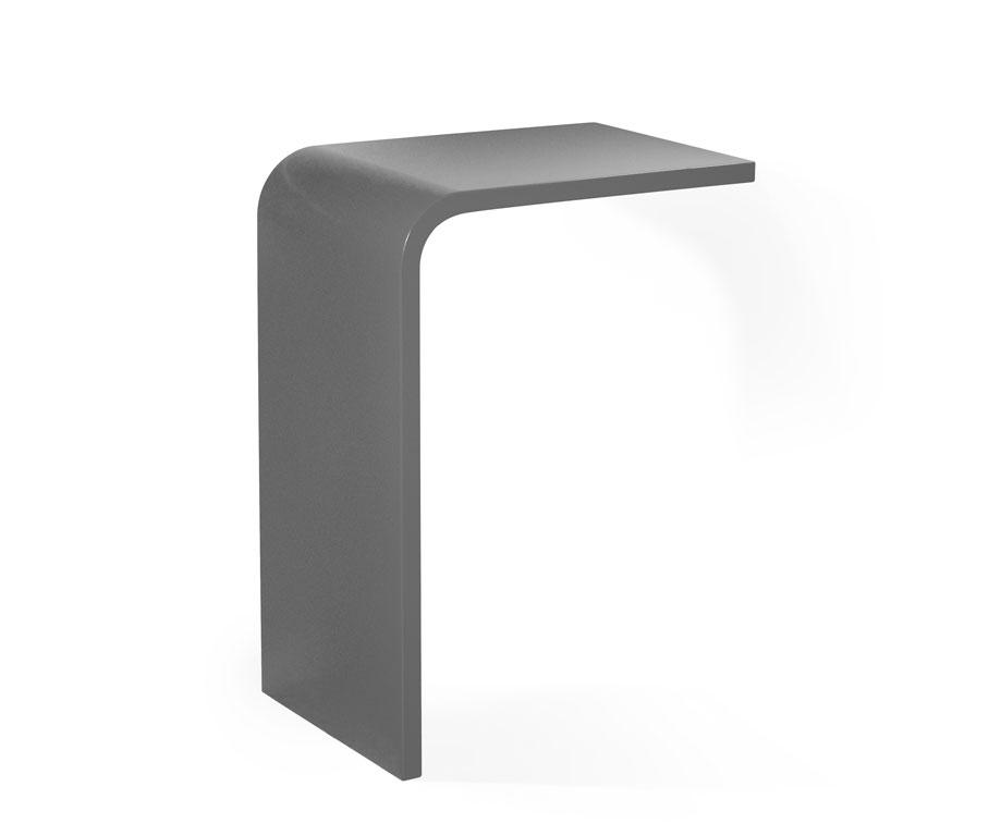 console en acier halfy basse l575 x l400 x h800 consoles consoles citysigner. Black Bedroom Furniture Sets. Home Design Ideas