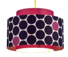 Mobilier et déco, Luminaires, Suspensions, Suspension Looma Polka Berry