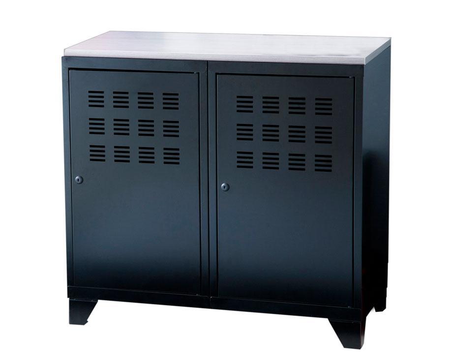 Photo mobilier et deco rangements armoires armoire de for Grand rangement